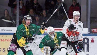 Playoff-Start: Knackt der HC Thurgau das Visper Bollwerk?