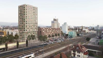 Über 100 neue Wohnungen: In Sursee wird das höchste Gebäude der Stadt geplant