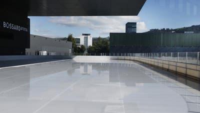 Bossard Arena heisst bis 2025 Bossard Arena