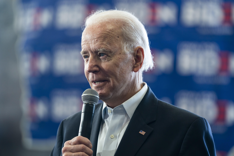 Joe Biden (77). Iowa: 21 Prozent. National: 27,2 Prozent.