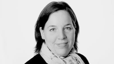 Redaktorin Susanne Balli.