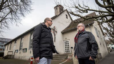 Notkirche bringt Katholiken in Amriswil in Not