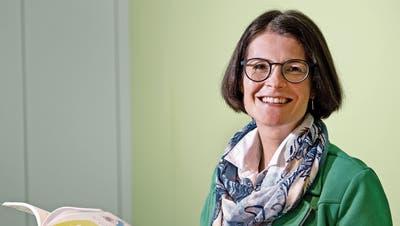 Fachverantwortliche Französisch beim Kanton Nidwalden: Sandra Blunier.