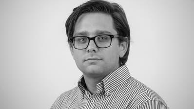 Tim Frei, Sportredaktor Wiler Zeitung (Bild: Benjamin Manser)