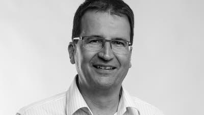 Daniel Wyrsch, Sportredaktor (Bild: Philipp Schmidli)