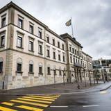 Das Regierungsgebäude des Kantons Thurgau im Hauptort Frauenfeld.  Bild: ((Bild: Reto Martin))