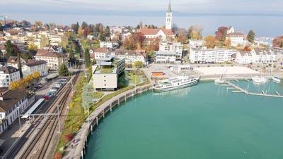 Hafenhotel der Schweizerischen Bodensee-Schifffahrt