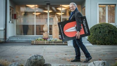 Markus Thalmann hat letzten Dezember seinen Rücktritt als Gemeindepräsident per Ende der Amtsperiode bekanntgegeben. ((Bild: Reto Martin))