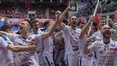 Zug United ist Cupsieger im Unihockey