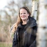 Karin Bétrisey möchte als erste Grüne in den Thurgauer Regierungsrat gewählt werden. (Andrea Stalder)