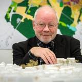 Der langjährige Bauverwalter von Kreuzlingen, Heinz Theus, tritt in den Ruhestand. ((Bild: Reto Martin))