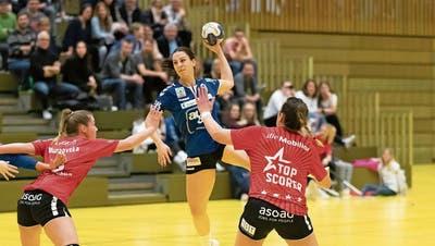 Die Zuger Handballerinnen enttäuschen gegen den Aussenseiter