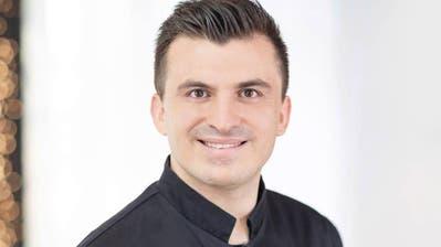Agron Lleshi hat für sein Restaurant Jägerhof in St.Gallen einen Michelin-Stern geholt. (Daniel Ammann)