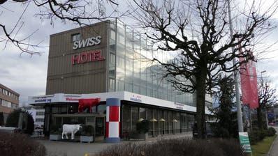 Der Hotelbetrieb wird Ende Jahr eingestellt. Die Immobliewird zum neuen Domizil der Stiftung Eichholz. (Bild: PD)