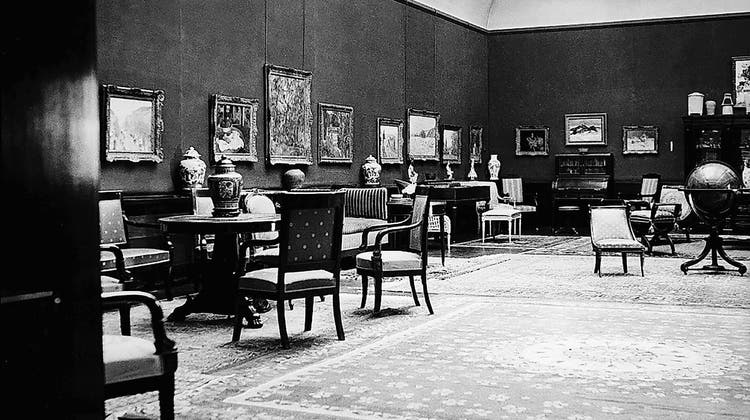 Museum Langmatt: In der Zeitkapsel durch Badens Geschichte