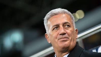 Vladimir Petkovic bleibt für zwei weitere Jahre Trainer der Fussball Nationalmannschaft. (Bild: Urs Lindt/freshfocus, Irland,15. Oktober 2019)