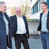 Vier Kantonsräte suchen nach einer langfristigen Lösung für das Spital Wattwil