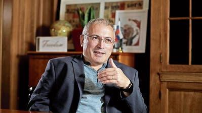 Kremlkritiker Chodorkowski: «Das Ende Putins ist absehbar»