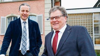 18 Jahre sind genug: Goldachs Schulpräsident geht in Pension