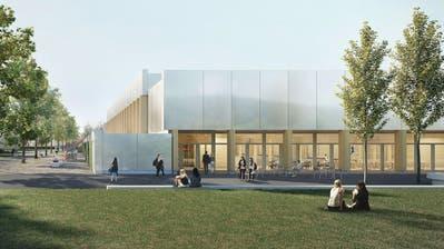 Hitzkirch: So soll die neue Mehrzweckhalle aussehen