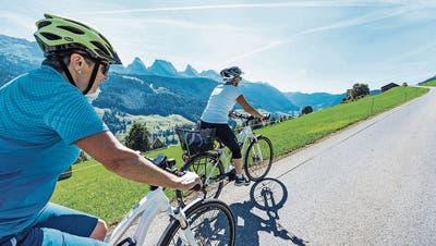 Energiestadt fördert den E-Bike-Kauf im Toggenburg