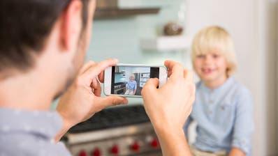 Papa-Blog: Warum ich keine Fotos von meinen Kindern ins Netz stelle