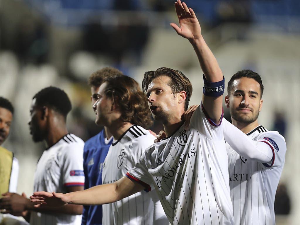 Nun soll im Europacup auch endlich der erste Heimsieg der Rückrunde folgen