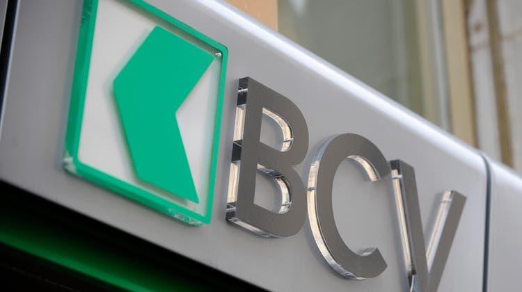 Die BCV blickt auf ein erfolgreiches Geschäftsjahr zurück. (Keystone)