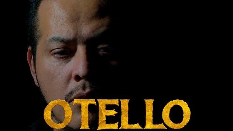 Joel Montero in der Rolle des Otello.