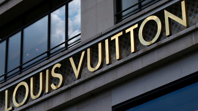 Die Luxusmarke Louis Vuitton wird auf Ricardo am meisten gesucht. (Keystone)
