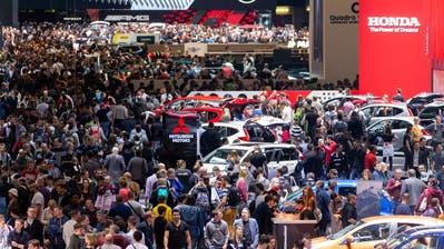 Rückblick auf den Genfer Autosalon 2019. (zvg)
