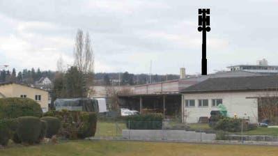 Mit dieser Bildmontage bebildert der Verein strahlungsfreies Kreuzlingen seine Mitteilung. ((Bild: pd))