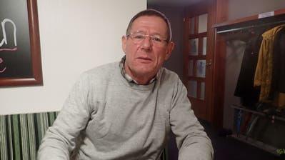 Der Degersheimer Walter Herzog sitzt derzeit in der Schweiz fest. Rückkehr nach China ist wegen des Corona-Virus ausgeschlossen. (Bild: Michael Hug)