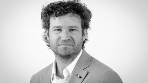 Stefan Schmid, Chefredaktor. (Bild: Hanspeter Schiess)