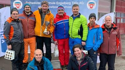 Die Chauffeure der Auto AG Uri haben in Engelberg bewiesen, dass sie nicht nur auf den Strassen agil unterwegs sind. (Bild: PD)