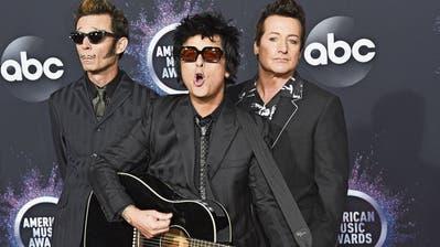 Green Day geben 13. Studioalbum heraus:«Wir waren die Freaks, die Verrückten»