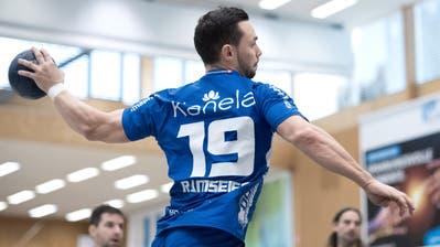 Bis der Vertrag ausläuft, wird Severin Ramseier für seinen Verein nochmals alles geben. (Bild: Pius Amrein, 7. September 2019)
