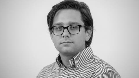 Tim Frei, Sportredaktor Wiler Zeitung (Benjamin Manser)