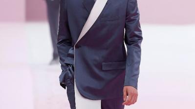 Männer sind modehungrig wie noch nie: Das zeigt sich auch an der Pariser Fashionweek
