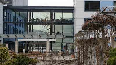 Das Pflegeheim Zunacher in Kriens. (Bild: Boris Bürgisser (23. März 2009))