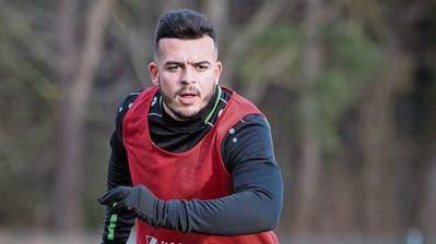 Über Manchester City und Malaga zumFC St.Gallen – Neustart für Speedy Gonzalez