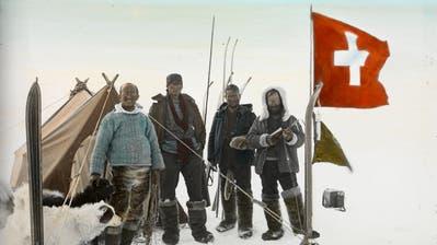 Die «NZZ» finanzierte einen Drittel der Expedition und erhielt dafür die Exklusivrechte an der Abenteuergeschichte übers Inlandeis. (Bild: kn)
