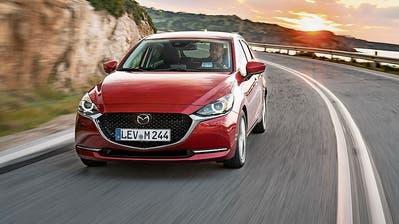 Viele neue Extras und ein frischer Look– so fährt sich der neue Mazda2