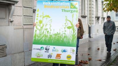 Mehr als 5'200 Thurgauerinnen und Thurgauer haben die Volksinitiative unterzeichnet. ((Bild: Andrea Stalder))