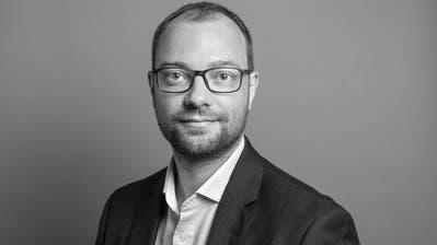 Redaktor Fabian Hock. (CH Media)