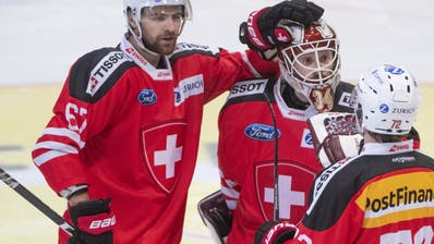 Schweizer Nationalmannschaft siegt im Penaltyschiessen