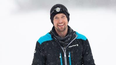 Fabian Imfeld aus Stansstad hat den «Yukon Arctic Ultra» 2020 in der Kategorie 300 Meilen (Einzel) gewonnen. (Bild: PD/Mark Kelly)
