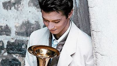 Der russische Trompeter Sergei Nakariakov. (Bild: PD)