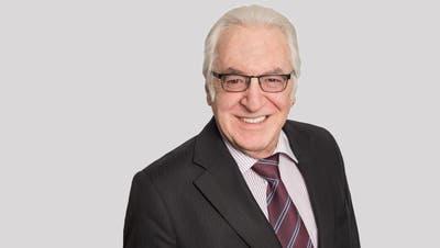 Walter Mösch. (Bild: PD)