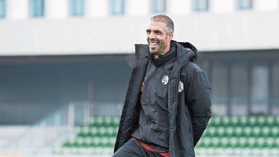 Für Fabio Celestini geht es beim FC Luzern um Respekt - und darum in der Deutschschweiz Fuss zu fassen